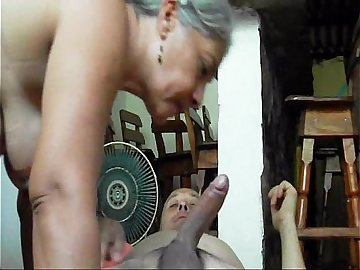 Mature Old Indian Bhabhi Seduced By Her Young Grand Son